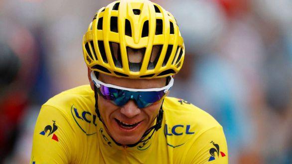 Tour de Francia. El Ineos niega problemas con Froome pero le deja en la estacada