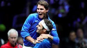 ATP. Federer desvela su primer contacto con Nadal y Djokovic estalla