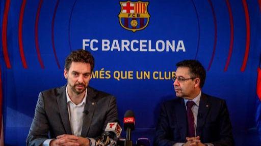 ACB. El Barcelona cierra sus puertas al regreso de Pau Gasol