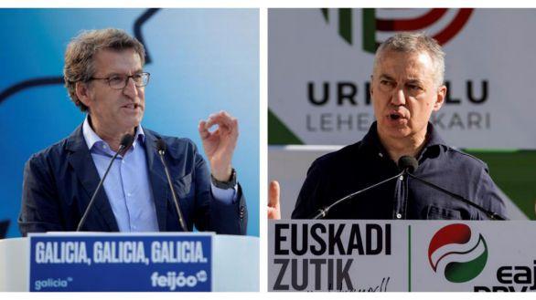 Gallegos y vascos votan este domingo en unas elecciones marcadas por el coronavirus
