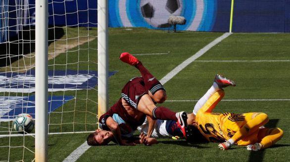 El Osasuna tampoco deja que el Celta se salve | 2-1