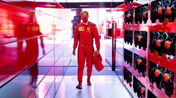 GP Estiria. El lío escandaloso de Ferrari según sus protagonistas: Leclerc y Vettel
