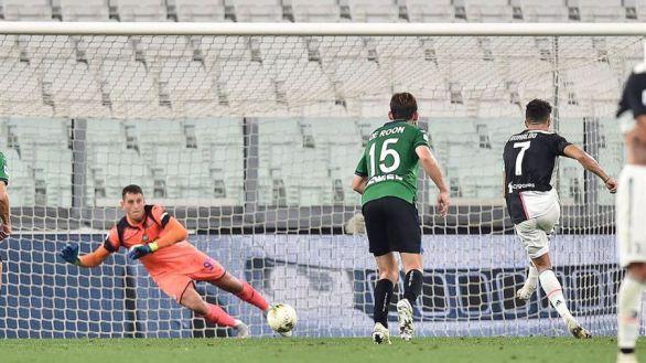 Serie A. Ronaldo, lanzado, todavía no logra el Scudetto para la Juventus