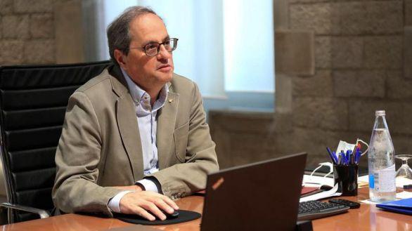 Torra aprueba el decreto para confinar Lérida pese al veto judicial