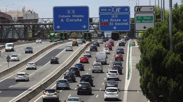 Suben los fallecidos por accidente de tráfico tras el estado de alarma