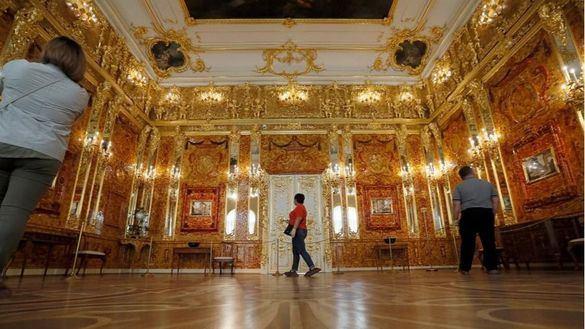 Reabre el Palacio de Catalina, una de las joyas de San Petersburgo