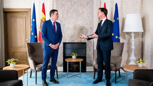 Rutte avisa a Sánchez de que el acuerdo sobre el fondo de recuperación