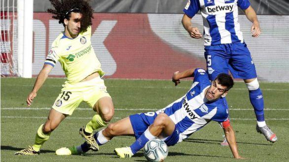 El Alavés arranca un valioso empate ante el Getafe |0-0