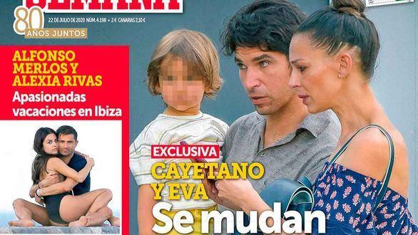 Eva González y Cayetano se mudan a Sevilla para empezar una nueva vida juntos