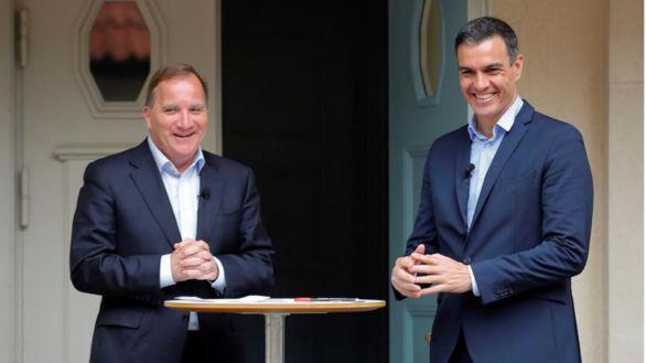 Sánchez se topa con la realidad: Suecia apoyaría préstamos pero no subsidios