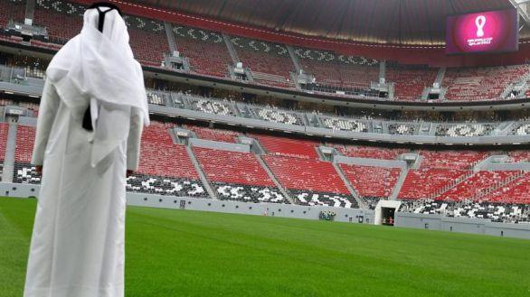 Estadio Al Bayt.