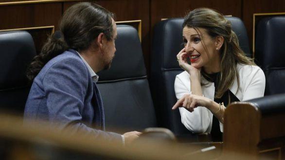 Yolanda Díaz se da de baja de Izquierda Unida