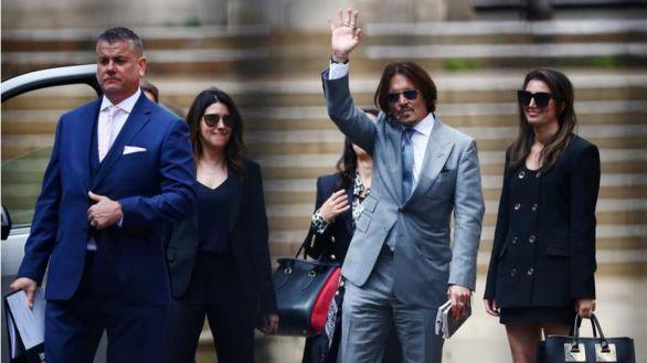 Winona Ryder y Vanessa Paradis, exparejas de Johnny Depp, defienden al actor