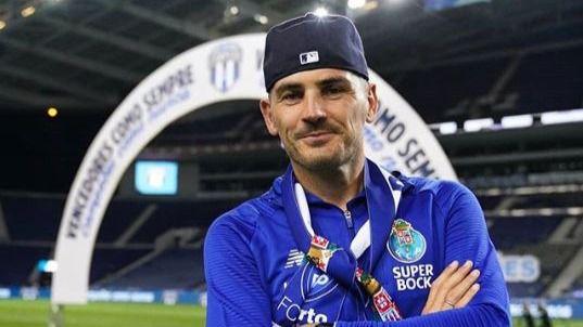 El emotivo mensaje de Iker Casillas tras ganar su última Liga con el Oporto