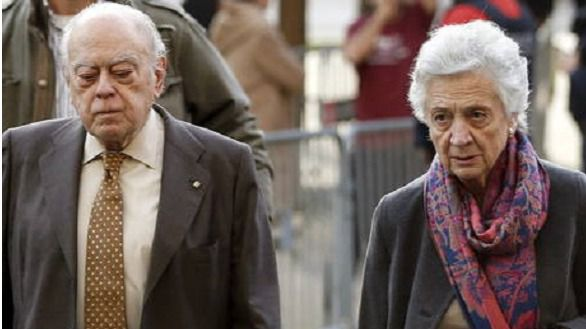 La Audiencia Nacional propone juzgar a la familia Pujol Ferrusola por organización criminal