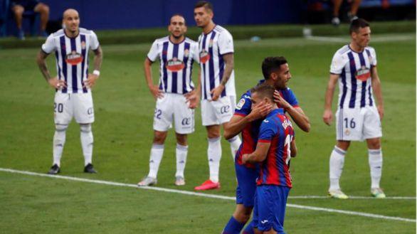 El Eibar se despide de Ipurúa con un triunfo ante el Valladolid |3-1