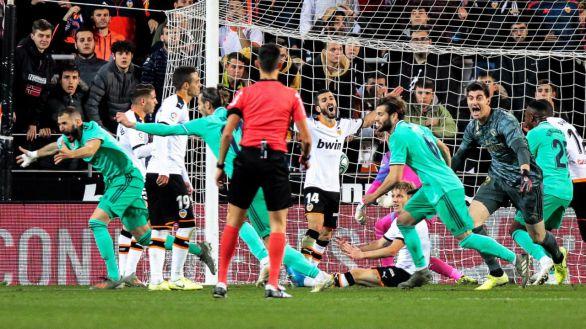 La reconquista del título liguero, al galope de Benzema y Ramos