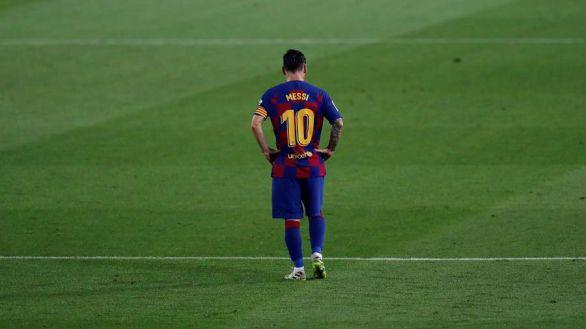 Messi estalla tras la debacle del Barcelona en Liga y Setién se defiende