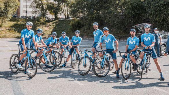 Tour de Francia. El Movistar se prepara en los Pirineos para asaltar la gloria