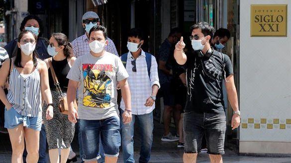 La mascarilla, también obligatoria en la Comunidad Valenciana