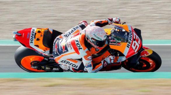 GP España. Quartararo gana y Márquez cae, víctima de sí mismo