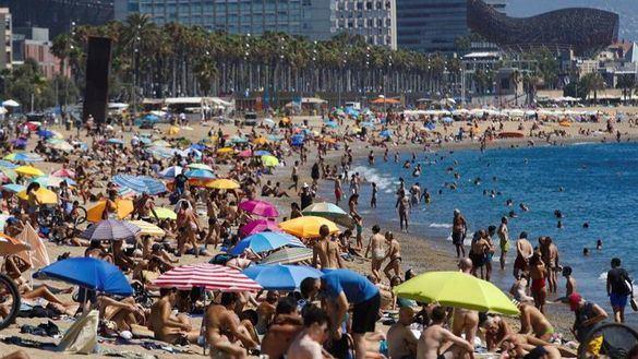 Playa de San Sebastián (Barcelona)