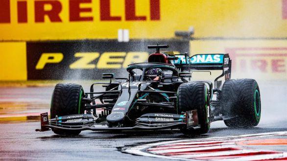 GP Hungría. Hamilton se pasea y McLaren se la vuelve a jugar a Sainz