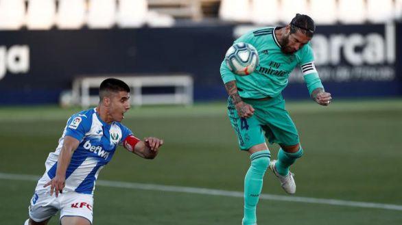 El Leganés frena al Real Madrid pero desciende a Segunda | 2-2