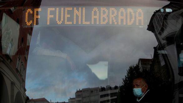 El Deportivo-Fuenlabrada, aplazado por doce casos de Covid en el equipo madrileño