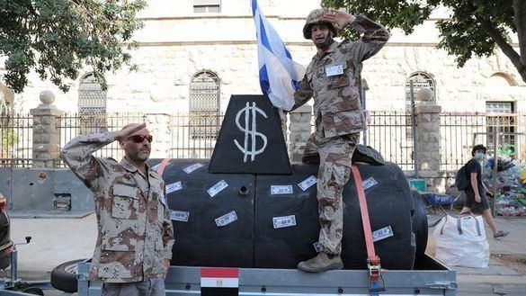 Siria acusa a Israel de lanzar un ataque aéreo contra las cercanías de Damasco
