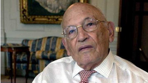 Fallece Francisco Rodríguez Adrados, académico de número de la RAE