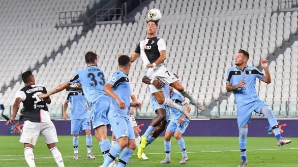 Histórico Ronaldo: primer jugador en marcar 50 goles en Premier, LaLiga y Serie A