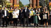 El Parlament reclama como 'necesaria' la abdicación de Felipe VI