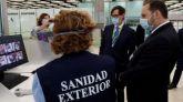 Madrid detecta 77 casos importados en Barajas y exige PCR: 'El Gobierno solo ha detectado cuatro'