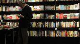 Imagen de archivo de una librería de Madrid