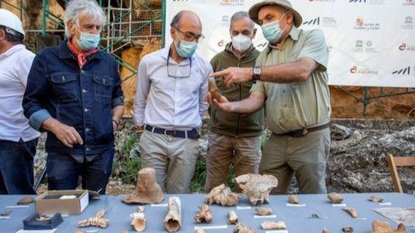 Restos hallados en Atapuerca constatan presencia humana hace 1,2 millones de años