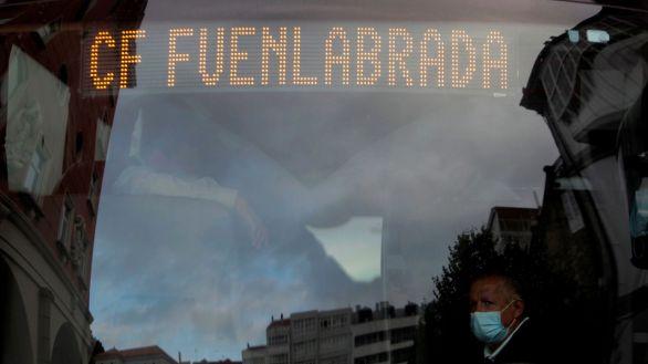 La sanidad gallega confirma 12 positivos en la expedición del Fuenlabrada