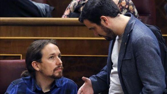 Garzón abre la puerta a negociar los presupuestos con