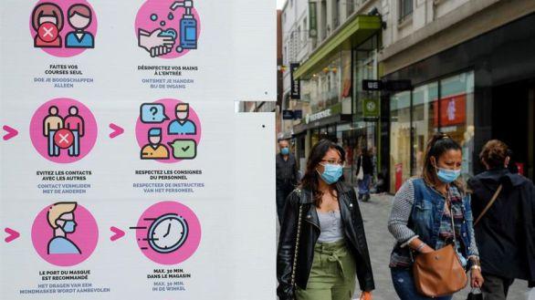La segunda ola golpea a Europa: cifras récord de contagios y nuevas medidas restrictivas