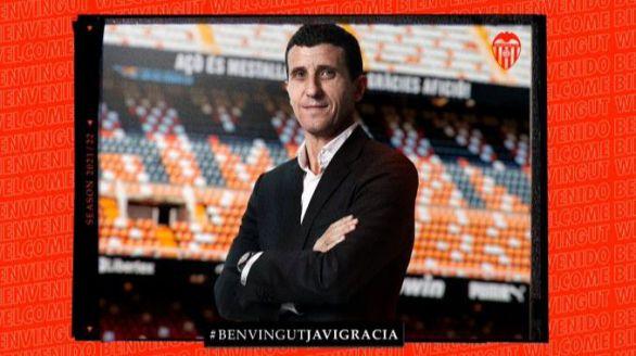 Javi Gracia es el entrenador escogido para relojar al Valencia asiático