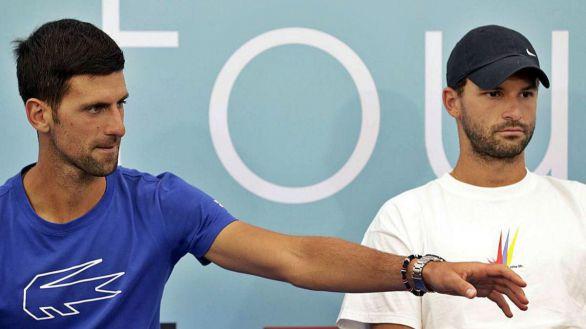 ATP. Dimitrov narra su calvario tras contagiarse de Covid-19 en la fiesta de Djokovic
