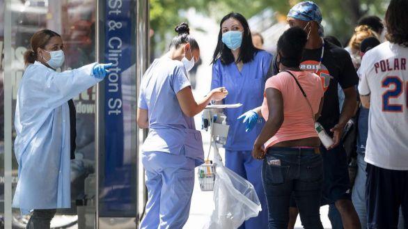 Estados Unidos proclama que su vacuna contra el Covid-19 podría fabricarse en masa en noviembre