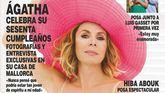 Ágatha Ruiz de la Prada confiesa que está 'muy enamorada' de Luis Gasset