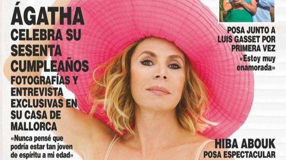 Ágatha Ruiz de la Prada confiesa que está