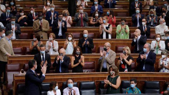 El PSOE abarrota el Congreso para