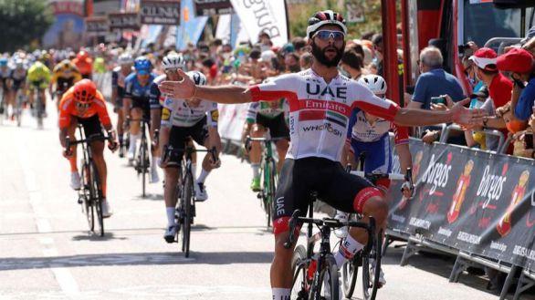 Vuelta a Burgos. Gaviria sube el listón en la primera prueba española