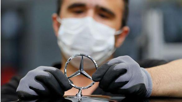 Hundimiento de la economía alemana en 2020: su PIB baja un 5%