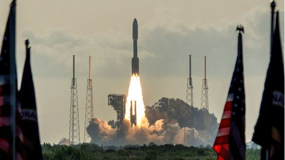 El nuevo rover de Marte, también conocido como 'Perseverance', despegó este jueves desde Cabo Cañaveral en Florida.