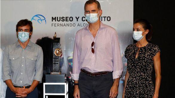 Felipe VI: la salida la crisis requiere de
