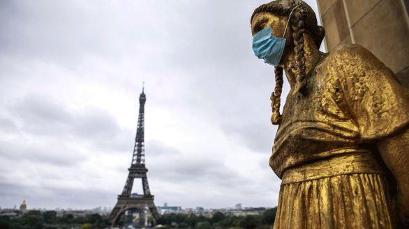 El PIB francés sufre una caída histórica del 13,8 % en el segundo trimestre
